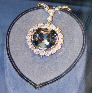 """Hope Diamond"" by David Bjorgen - Own work. Licensed under CC BY-SA 3.0 via Wikimedia Commons"